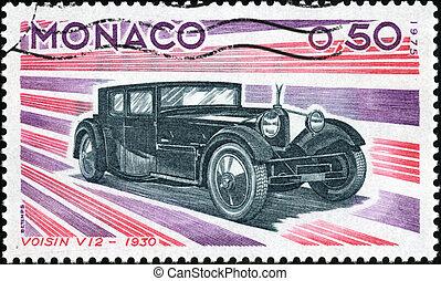 1930, v12, voisin, 切手
