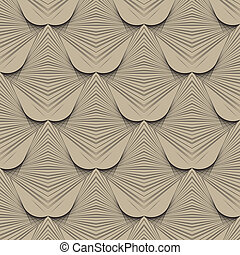 1930s geometric art deco modern pattern - 1930s geometric...