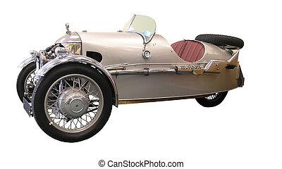 1933, supersport, morgan