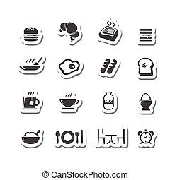 194breakfast icons