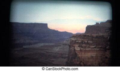 (1950's 8mm Vintage) Dead Horse Poi - Retro travel footage...