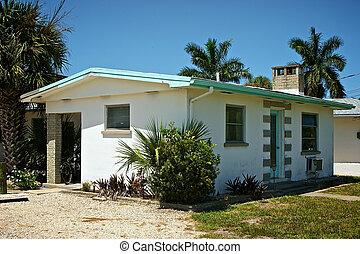 1950s, florida, otthon