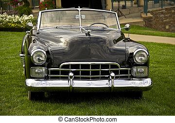 1950s Luxury Convertable 3