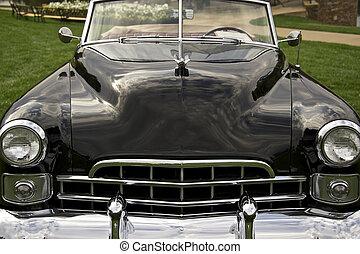1950s Luxury Convertable 4
