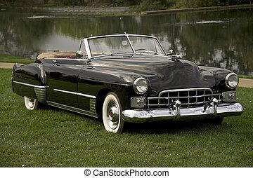 1950s Luxury Convertable