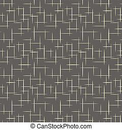 1950s Retro Style Pattern Background