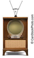 1952, televíziókészülék