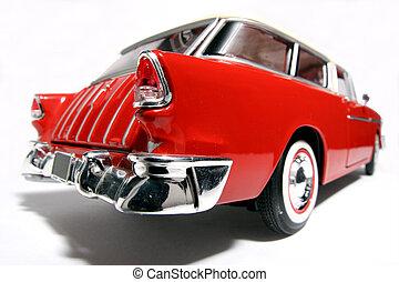 1955, wóz, na, klasyk