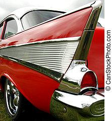 1957 Chevy Tailfin