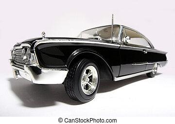 1960, clásico, nosotros, coche