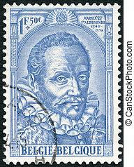 1964:, marnix, philips, 主, -, ベルギー, ショー, saint-aldegonde