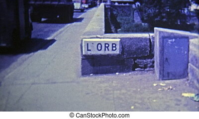 1969: Orb river runs through the - Unique vintage 8mm film...