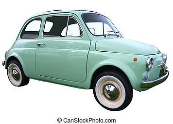 1973 Fiat 500F Bambino