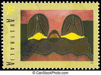 1993, オーストラリア, 芸術, -, 原生, ∥ころ∥