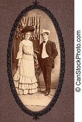 19º século, par