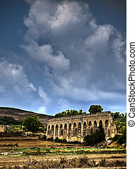 19th Century Aquaduct - Part of a 19th century colonial...
