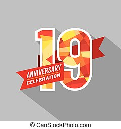 19th Years Anniversary Celebration.