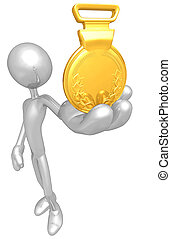 1st Place Gold Medal