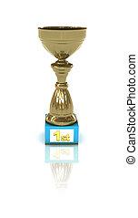 1st trophy