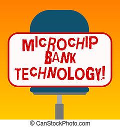 2進, 旋回装置, 概念, technology., トランザクション, テキスト, ステッカー, モデル, 意味, 長方形, 資金, 形, 水平に, 節約, ブランク, 手書き, マイクロチップ, 銀行, chair.