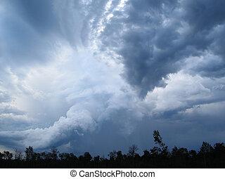 2, עננים
