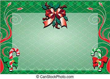 2, クリスマス, 背景