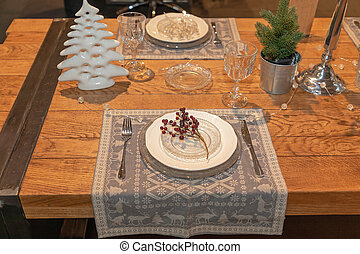 2, テーブル, お祝い