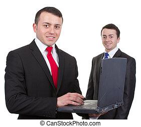 2, ビジネスマン