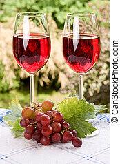 2, ワイン