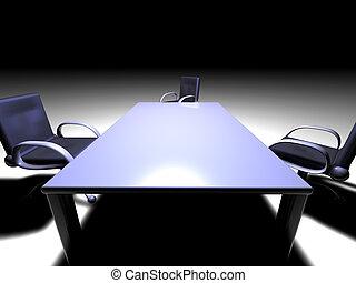 2, 会议室