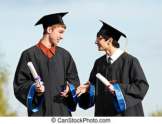 2, 卒業生, 生徒