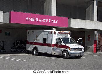 #2, 救急車