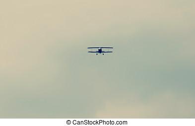 2, 飛行機
