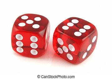 2, 骰子