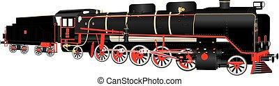2-10-2 Locomotive