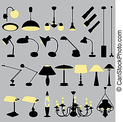 2-2, lampes, collection