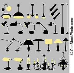 2-2, lampy, zbiór
