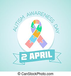 2 April Autism awareness day