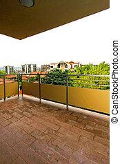 2, balcon