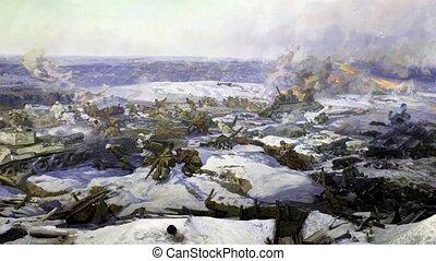 2, bataille, partie, stalingrad