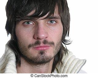 2 , beardman