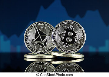 2, (btc)., términos, bitcoin, cryptocurrencies, (eth),...