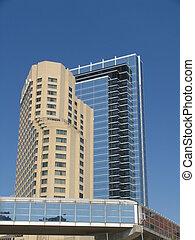 2 buildings