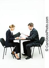 2, businesspeople