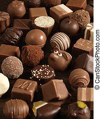 2, cioccolati