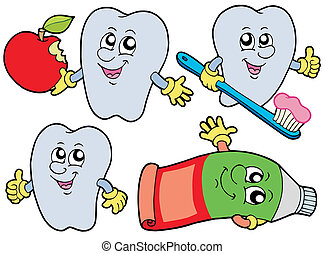 2, cobrança, dente