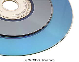 2 compact disks