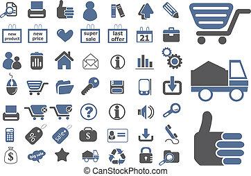 2, conjunto, ecommerce, señales