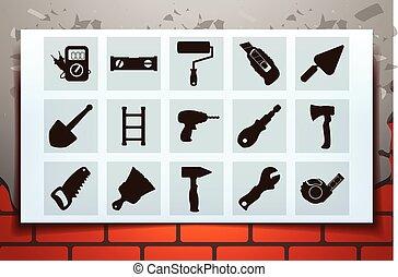 2, constructeurs, icônes