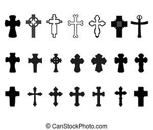 2, cruzes